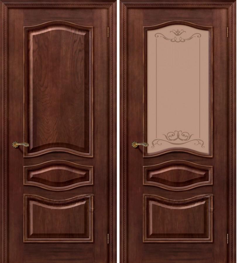 стальные двери с кованым элем
